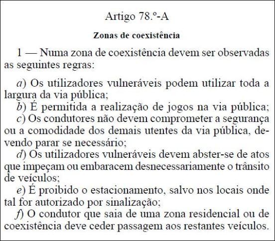 Artigo 78-A nr1