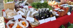 Feira produtos biologicos