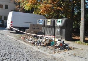 Lixo recolhido1