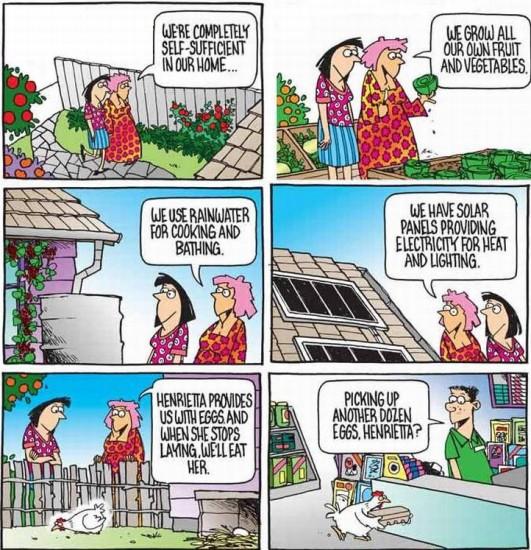 Humor Verde - Henriqueta