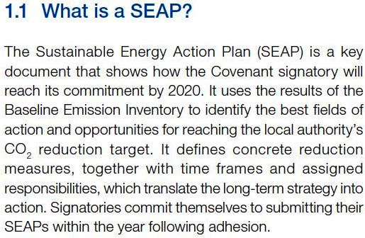 What is a SEAP.