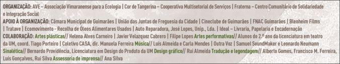 ORGANIZACAO E APOIOS 2014